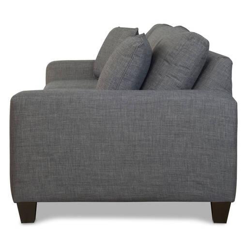 Bronx Sofa -Tony Charcoal
