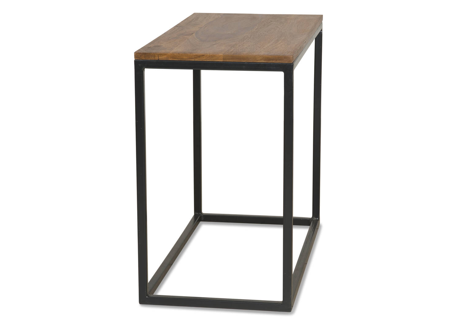 Crosby Narrow Side Table -Sheesham
