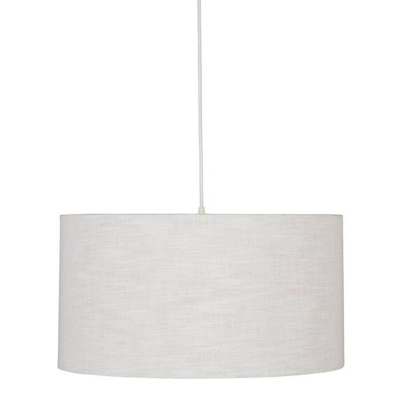 Lampe suspendue tambour Beauden