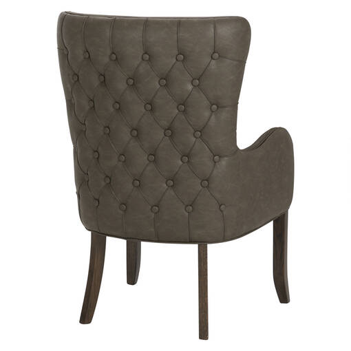 Chaise d'hôte Oakland -Kenton gris