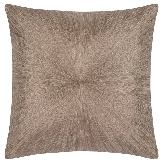 Coussin Elodie 20x20 bronze