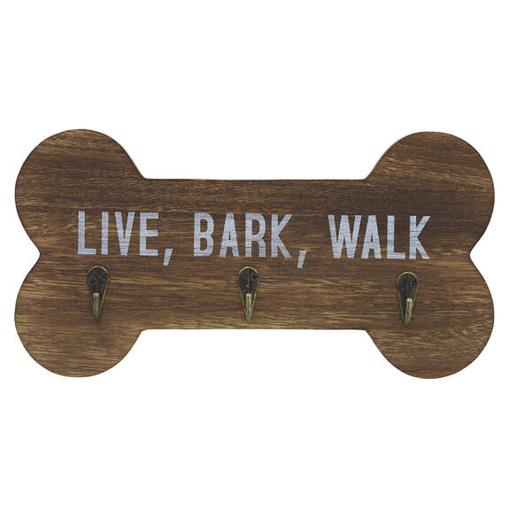 Live Bark Walk Wall Hook