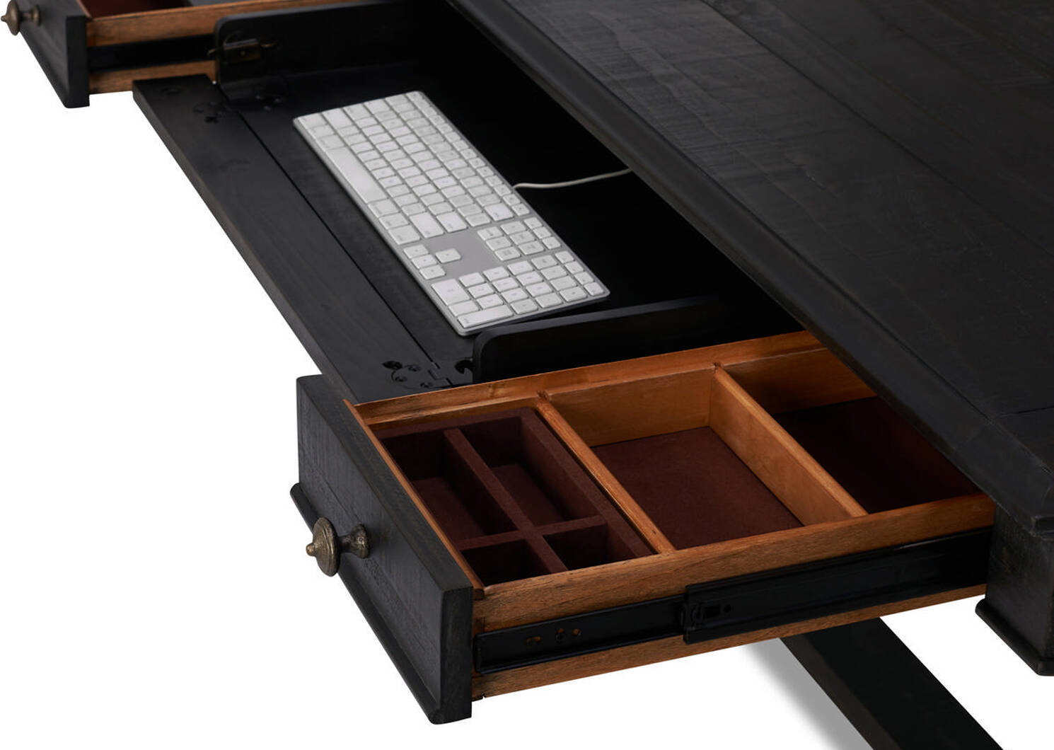 Gatewood Desk -Cole Black