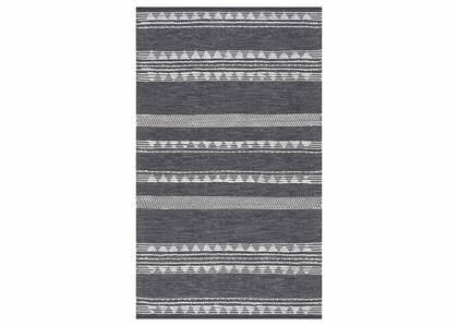 Sumner Accent Rug 36x60 Grey/White