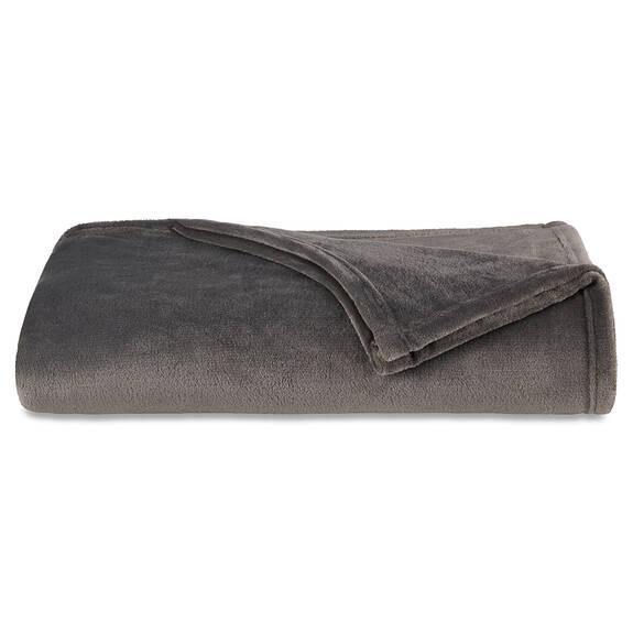 Cozy Lux Throw Cobble