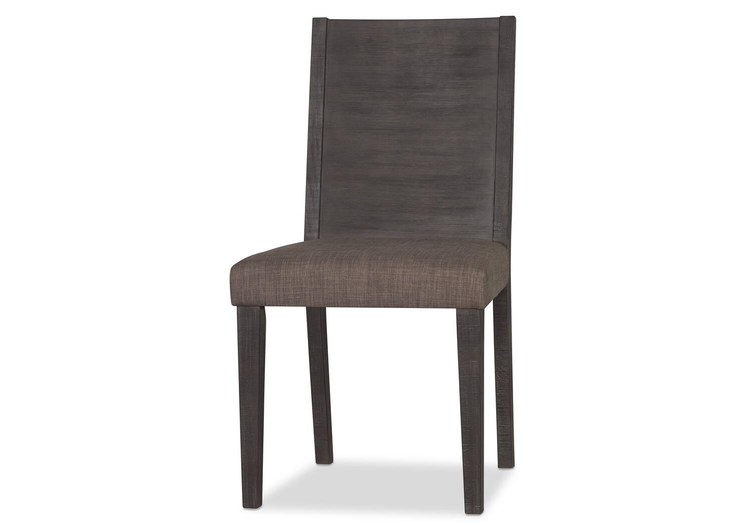 Milan Dining Chair -Palazzo Smoke