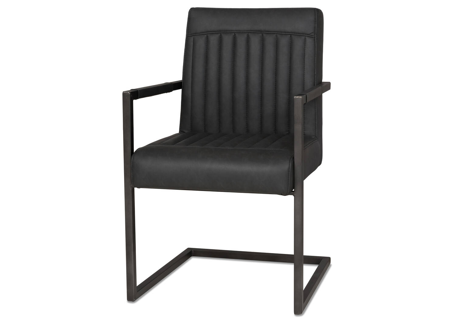 Barkley Arm Dining Chair -Scott Grey