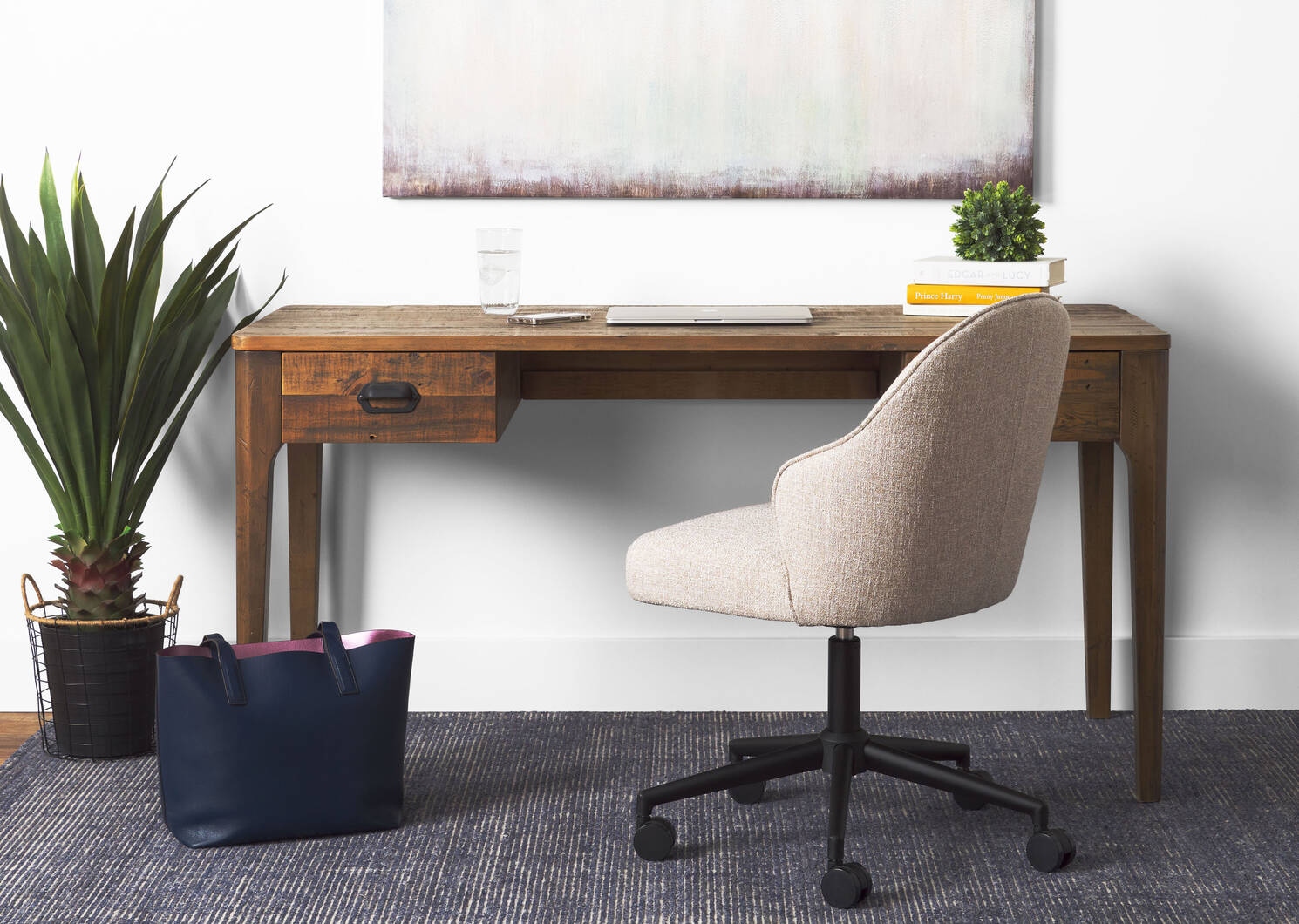Goodwin Desk -Fernie Pine