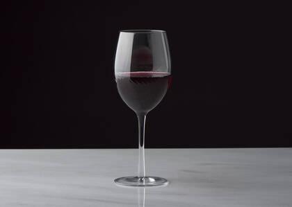 Verre à vin Revel gris