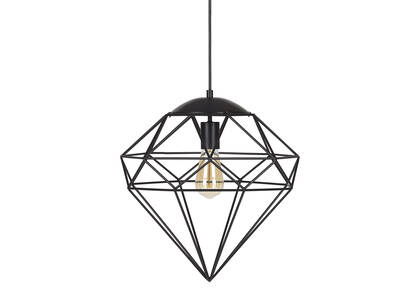 Gemma Pendant Lamp Black