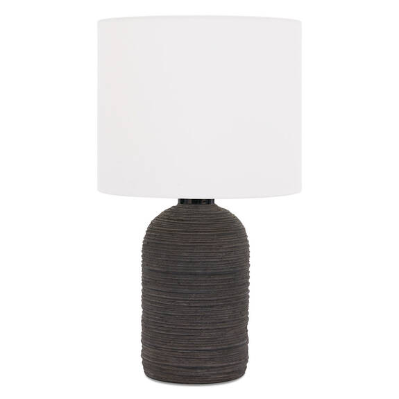 Amya Table Lamp Black