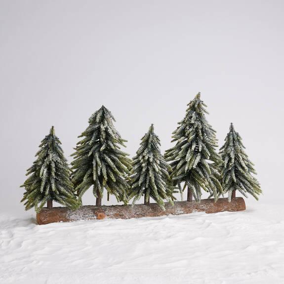 Yukon Trees Decor Large