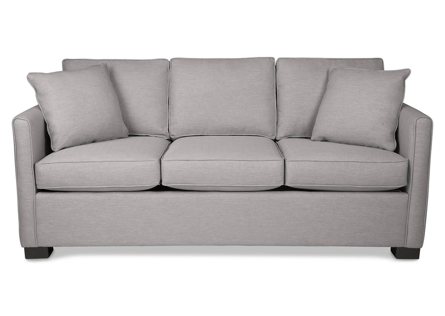 Canapé-grand lit Azure personnalisé
