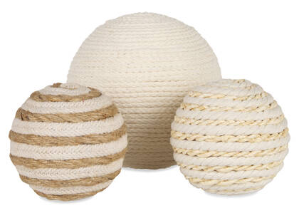 Vaccaro Decor Balls