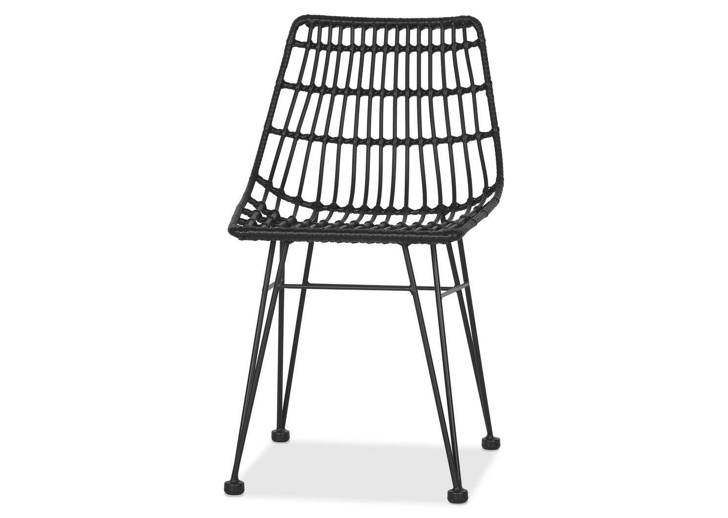 Isola Dining Chair -Black