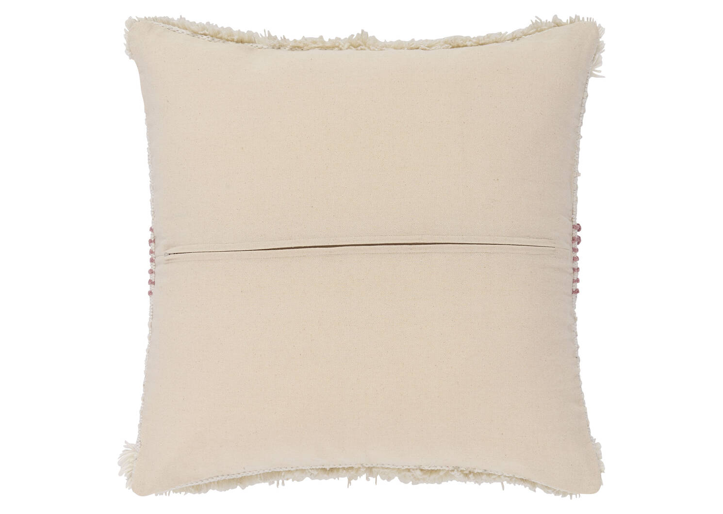 Andalusia Toss 20x20 Ivory/Blush