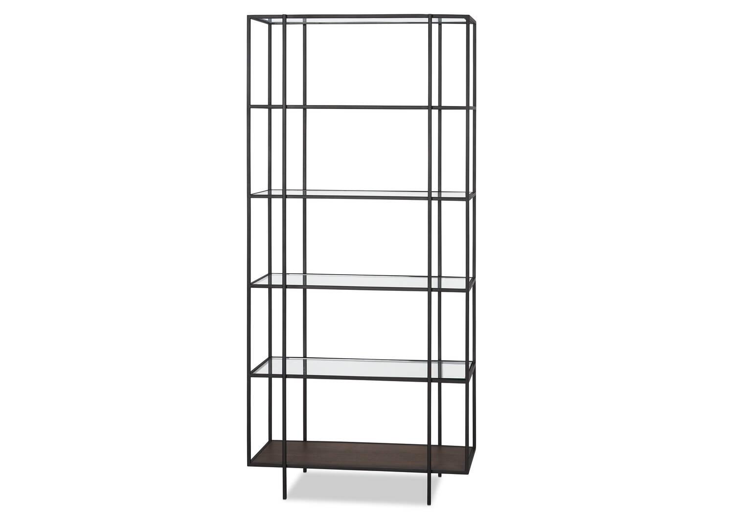 Sloan Display Shelf -Nova Brown