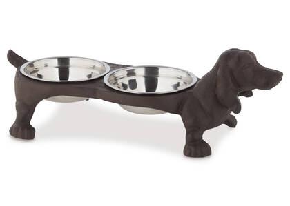 Dachshund Pet Bowl Set