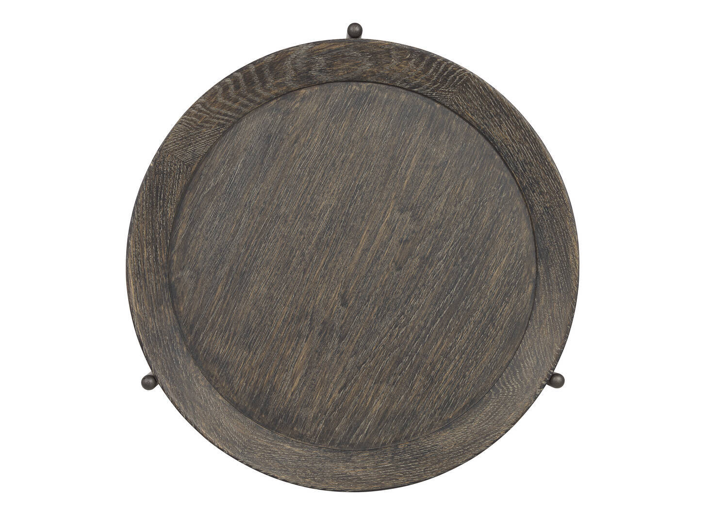 """Edward Side Table 19"""" -Hudson Oak"""
