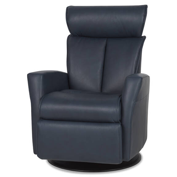 Hendrick Leather Recliner -Tre Pacific