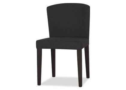 Jenaya Dining Chair -Amos Charcoal