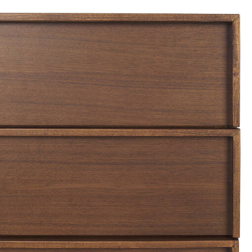 Tanner 5 Drawer Chest -Archie Walnut