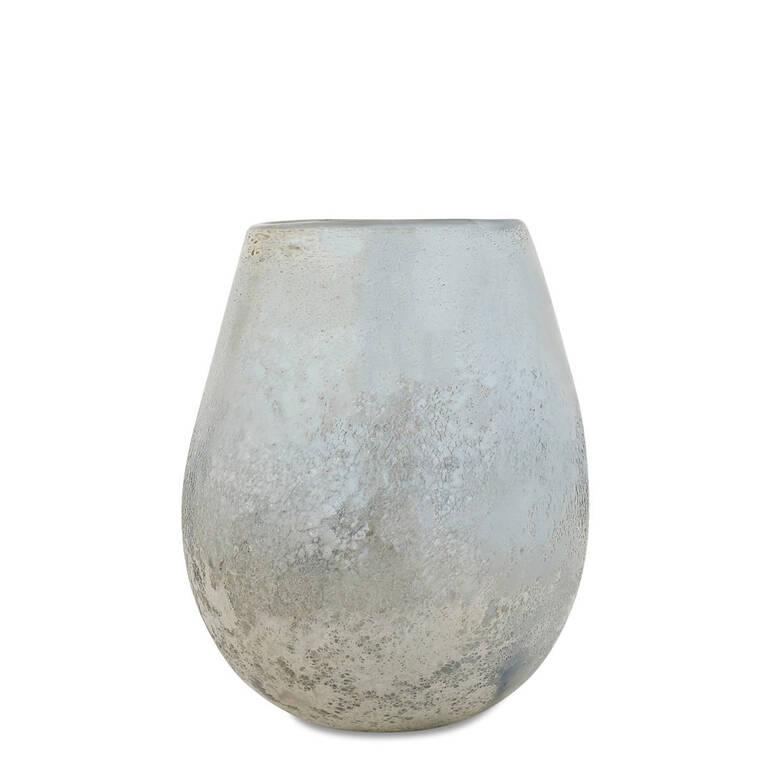 Peyton Vase Small Silver
