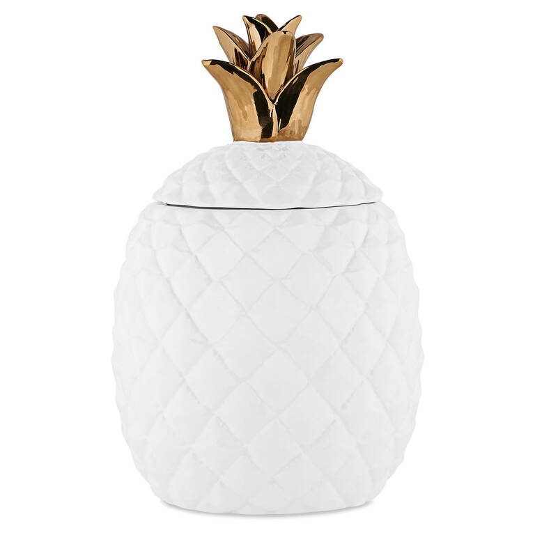 Lilo Pineapple Canister