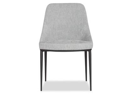 Raye Dining Chair -Sonny Silver