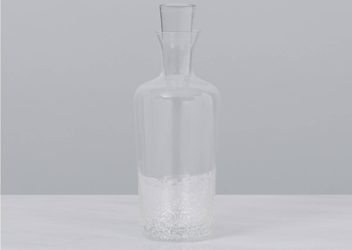 Bliss Decanter Iridescent