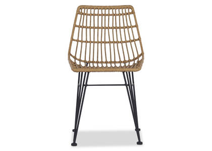Isola Dining Chair -Natural