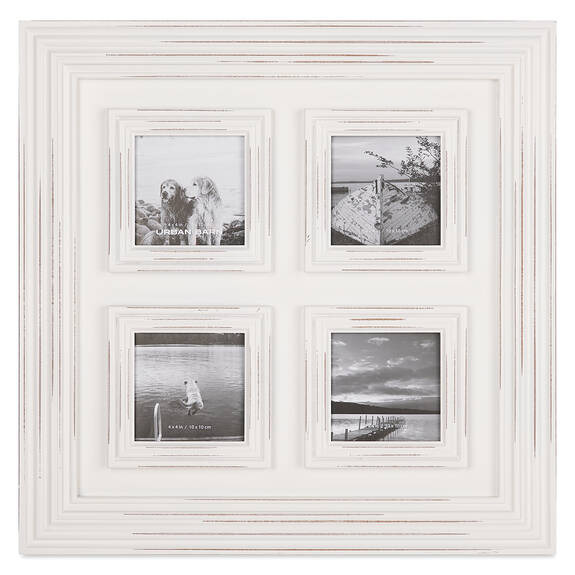 Jayson Frame 4-4X4 White