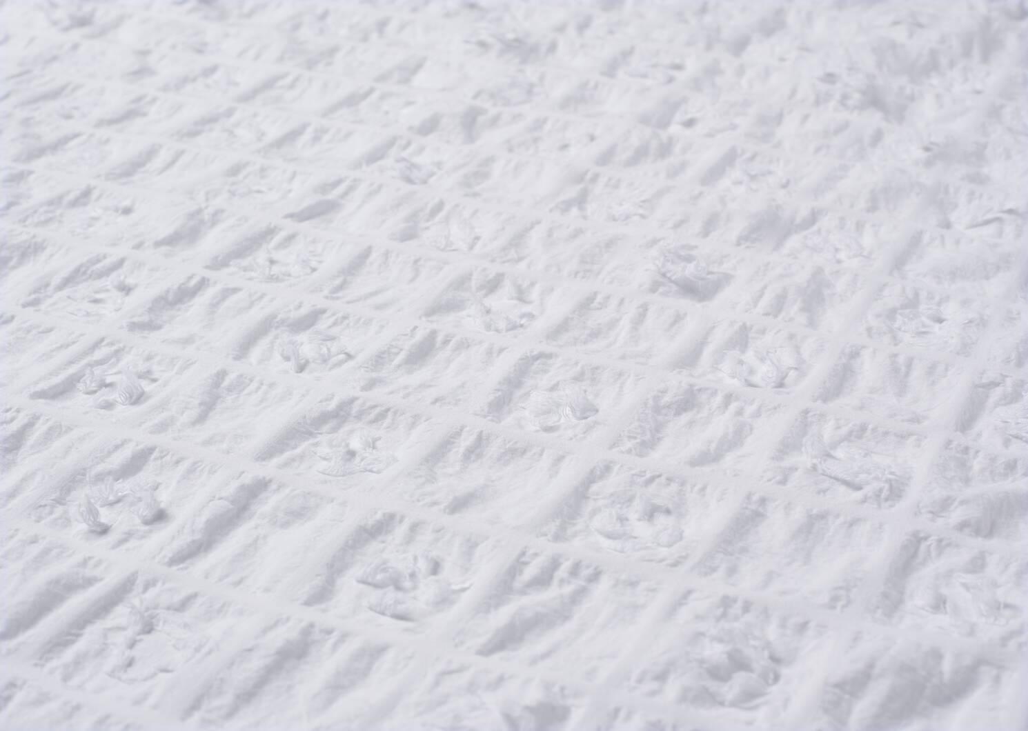 Ensembles de housse de couette Vivienne -blancs