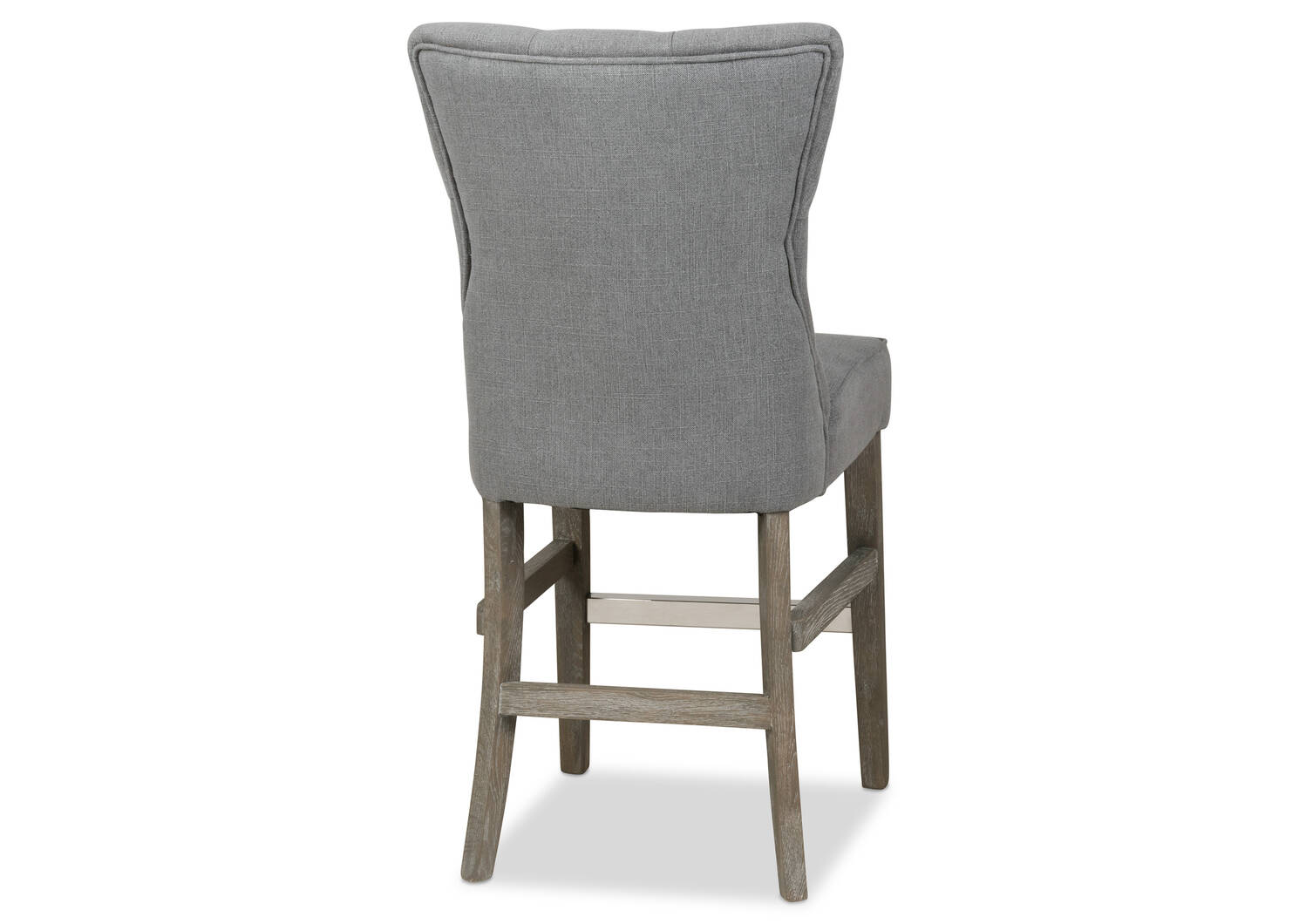 Oakwood Counter Stool -Nantucket Grey