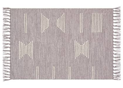 Penzance Accent Rug - Grey/Ivory