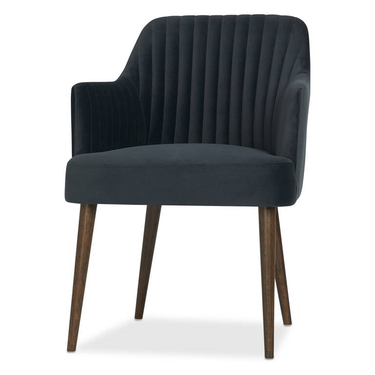 Lambert Dining Chair -Coal