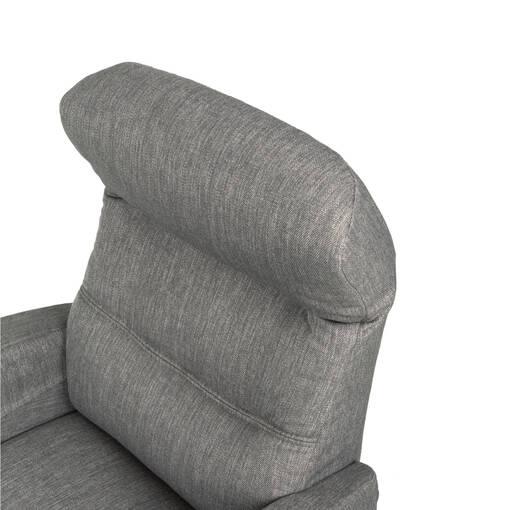Fauteuil inclinable Vista -Habitat gris
