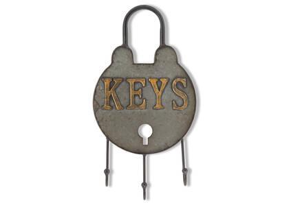 Edgar Keys Wall Hook
