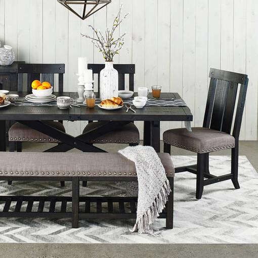 Ironside Dining Chair -Café Grey