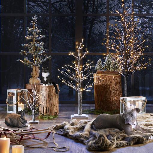 Rossland Tree Decor