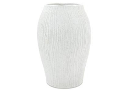 Vase moyen Gianna blanc