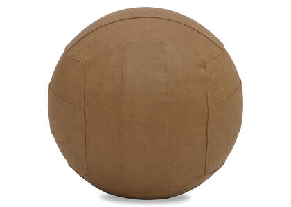 Padma Yoga Ball Tan