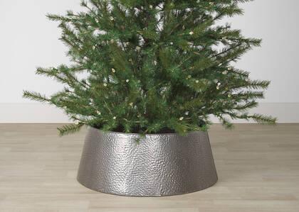 Heath Tree Collar Ant Silver