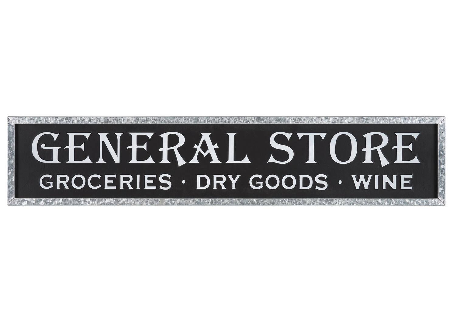 Déco murale General Store