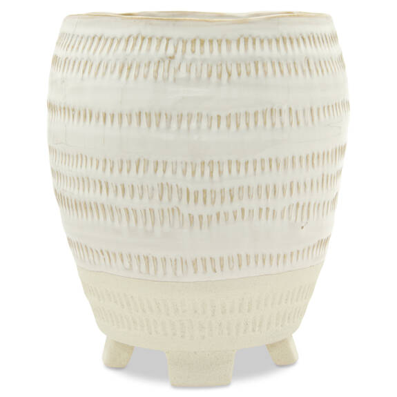 Rylee Planter Large Ivory