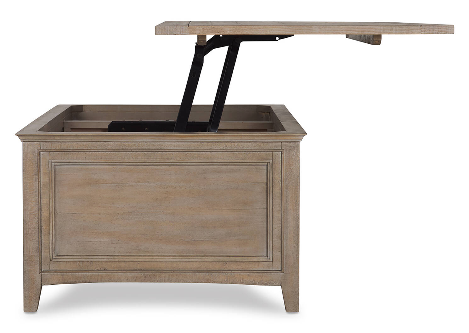 Parker Coffee Table Lift-Top -Heron Sand