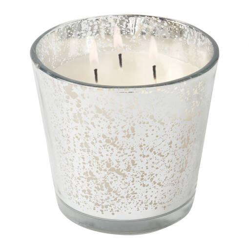 Merk Candle Vanilla Silver
