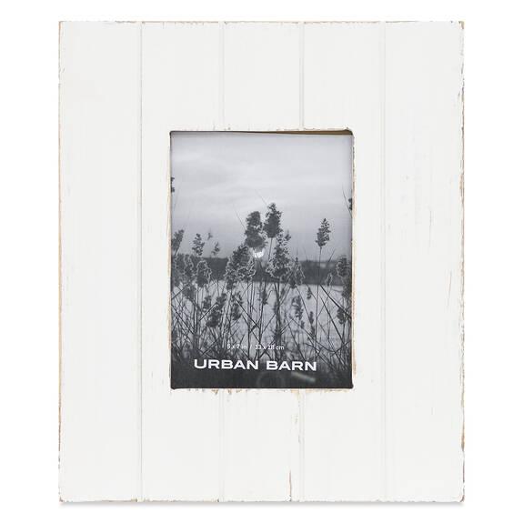 Calman Frame 5x7 White