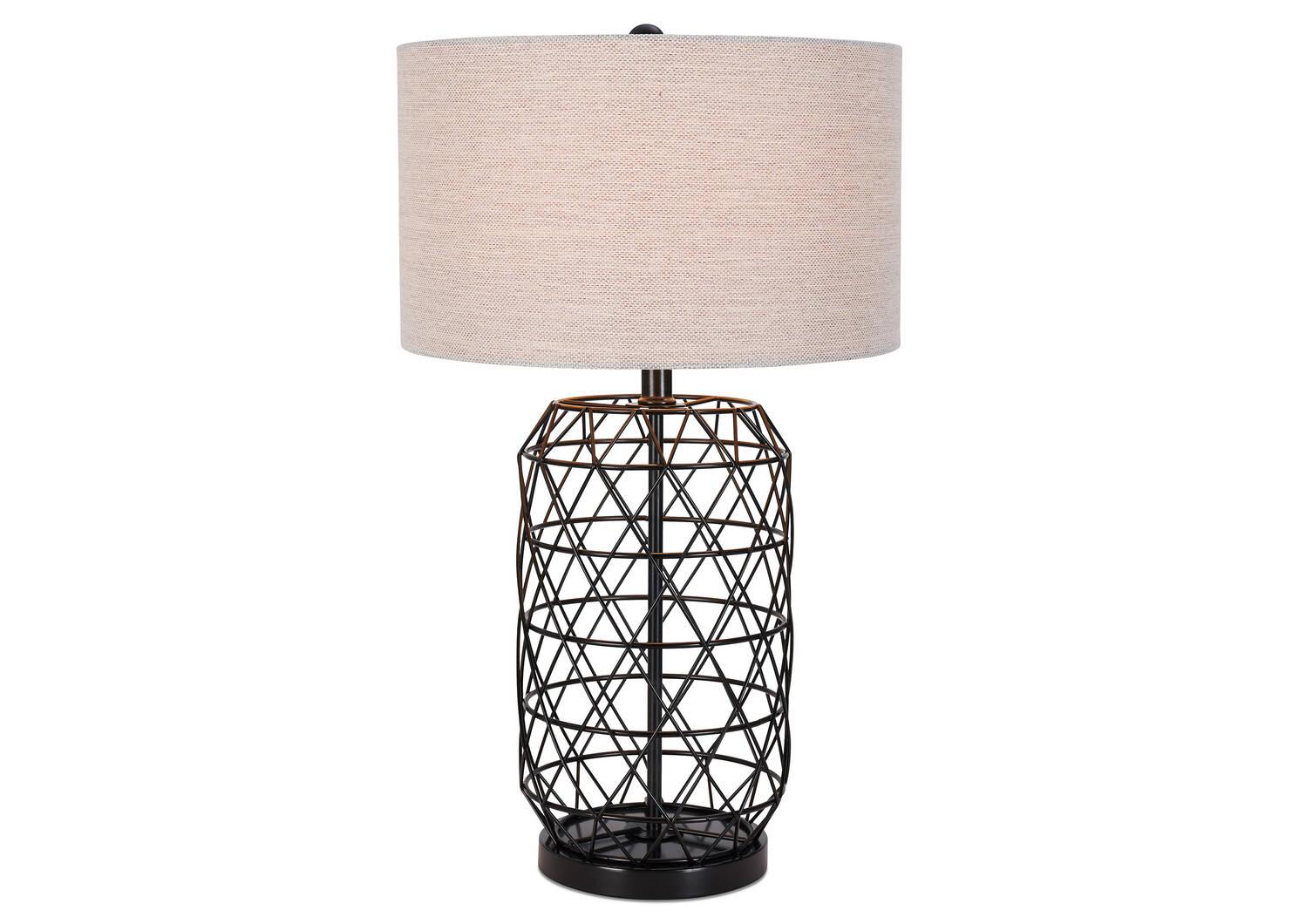 Lampe de table Terrance