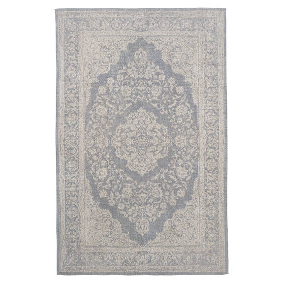 Classic Rug - Ivory/Grey